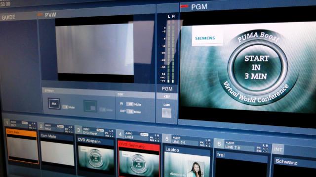 """""""SONY Anycast als Bildmischer für Web TV"""""""