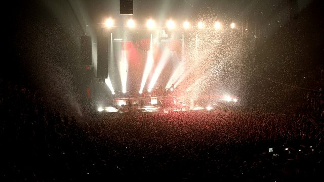 RAMMSTEIN im Madison Square Garden, New York (2010)